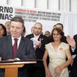 Governador Anastasia confirma obras em 26 estradas da Zona da Mata.