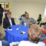 Secretária de Estado de Educação visita Manhuaçu.