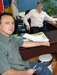 O novo secretário Luiz Carlos Rhodes está atuando firmemente para a construção de um planejamento estratégico para o município