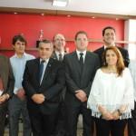 OAB de Manhuaçu comemora designação de juíza para Comarca de Ipanema.