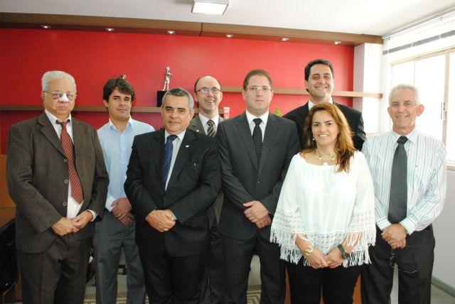 Diretoria da OAB de Manhuaçu