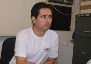 Dr. Bruno Lana, promotor que coordenou as investigações em Manhuaçu