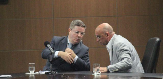 Governador e Mário Heringer