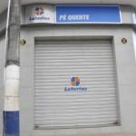 Bandidos tentam assaltar lotérica em Manhuaçu dia 24. Video,