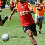 """Contra o Tombense, Atlético inicia série de decisões: """"Agora não pode mais errar""""."""
