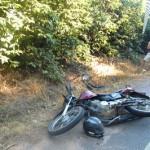 Dois irmãos morrem em acidente entre Manhumirim e Martins Soares.