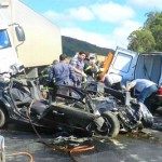 Cinco pessoas de Manhuaçu morrem em acidente na BR-262