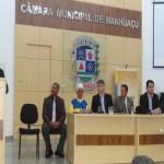 Câmara homenageia Correios e Diretor Regional Pedro Amengol