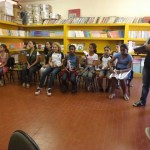Polícia Militar de Carangola – JCC – Secretaria Municipal de Saúde - UNIDOS CONTRA A DENGUE.