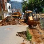Manhuaçu - São Francisco de Assis recebe obras da Prefeitura.