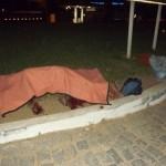 Homem é encontrado morto em Realeza.