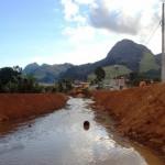 Luisburgo: Prefeitura realiza desassoreamento do Ribeirão São Luiz.
