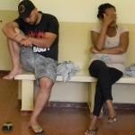 Casal é preso em Divino durante operação da Polícia Civil de combate ao tráfico