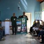 Presidente de Sindicato apresenta trabalho do SENAR MINAS.