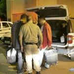 Militares suspeitos por assassinato em Cataguases são presos em Caratinga e passam por Muriaé.