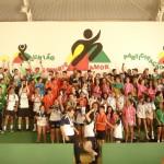Etapa Microrregional dos Jogos Escolares de Minas Gerais – JEMG 2013.