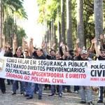 Policiais civis de Minas podem entrar em greve.