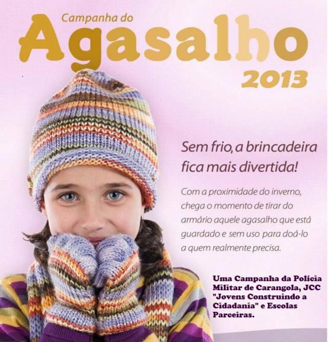 Campanha Agasalho 2013
