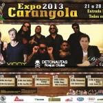 Programação 64º Expo Carangola  21 a 28 de julho de 2013.