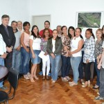 Manhuaçu-Prefeito Nailton empossa servidores e libera 1ª parcela do 13º