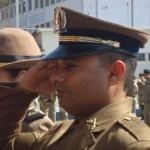Medalha Mérito Profissional ao  1º Sgt Flávio Gomes de Vasconcelos lotado na 75ª Cia Esp PM de Carangola.