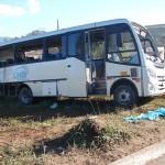 Empresa emite posicionamento sobre o acidente ocorrido ontem(18) em Divino.