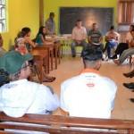 Manhuaçu-Prefeito Nailton Heringer visita comunidade Boa Vista.