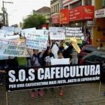 Cafeicultores vão fechar o trevo de Realeza nesta segunda.