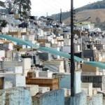 Manhuaçu - Cemitério Municipal recebe melhorias.