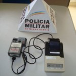 Informativo da Policia Rodoviária de Carangola.