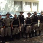 Policia Ambiental e Policia Rodoviária de Carangola fazerm apreensões de armas e munições na zona rural de Pedra Dourada-MG.