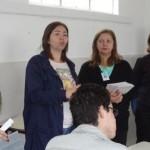 Manhuaçu - Palestra sobre doação de sangue no CEM.