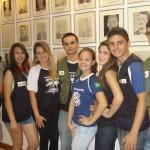 JCC de Carangola visita a Câmara de Vereadores.