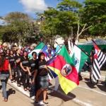 Luisburgo comemora a Independência do Brasil.