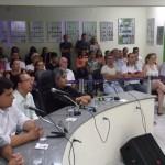 Manhumirim - Prefeitura Realiza Audiência Pública.