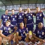 """Copa Interestadual de Voleibol """"Cidade de Manhumirim"""" Caratinga e Aviva Vôlei de Vila Velhas são as cidades campeãs."""