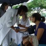 Manhumirim realiza mais uma Mobilização em Prol da Saúde.