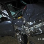 Grave acidente deixa um morto em Divino nesta noite de terça.