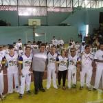 Manhumirim-Realizado O 13º Encontro do Projeto Capoeira Cidadã.