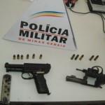 """""""PM evita homicidio em ZQC."""