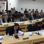 Manhuaçu-Câmara: SAMAL e Sec. de Educação prestam contas em plenário.