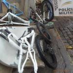 Receptação de bicicletas na Varginha - Carangola.