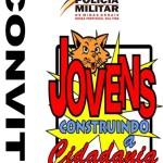 """3º Encontro dos JCC de Muriaé e convidados com o TEMA : """"Juventude compartilhada, Juventude multiplicada."""""""