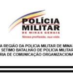 Destaque de ocorrências policiais. 09/11/2013 - Carangola e Região.