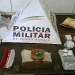 """Carangola - """"PM realiza operação de combate ao tráfico de drogas"""""""