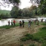 """Rapaz se afoga e desaparece na """"Cachoeira do Sossego""""."""
