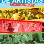 Departamento de Cultura de Manhuaçu abre inscrições para artistas.