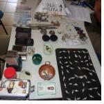 Polícia militar de Espera Feliz apreende drogas e objetos de procedência duvidosa.