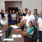 Protocolado novo plano de cargos e salários do SAAE em Manhuaçu.