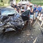 FERVEDOURO: Acidente deixa um morto e mais de 7 gravemente feridos.